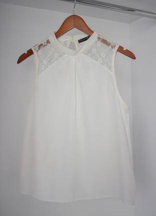 Блуза з кружевом1