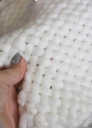 Теплий шарф2
