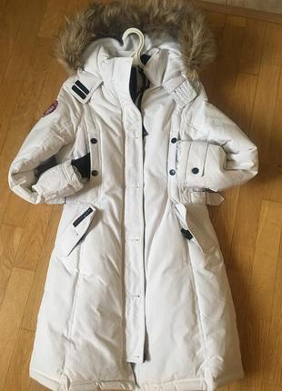 Парка canada weather gear1