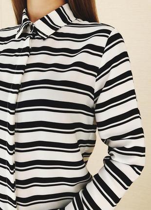Рубашка в полоску3 фото