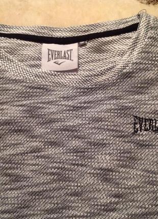 Укорочённый свитерок everlast uk 162 фото