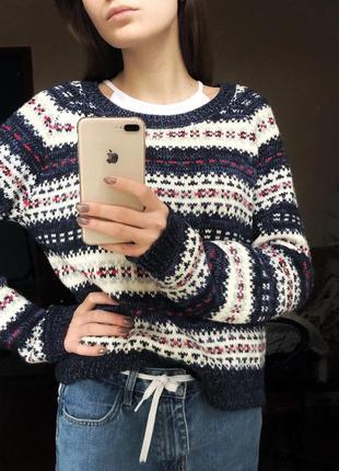 Тепленький свитер2
