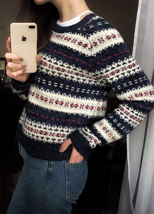 Тепленький свитер4