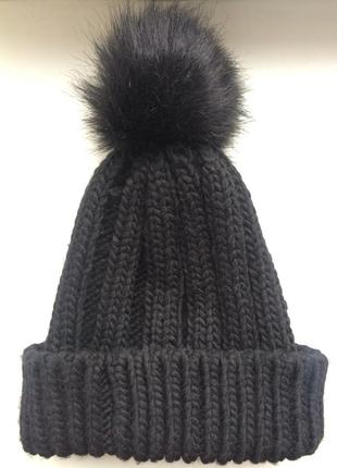 Зимняя шапка1