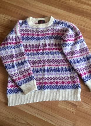 Дуже милий зимовий светр1