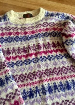 Дуже милий зимовий светр2