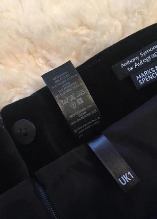 Шикарная велюровая юбка, люкс качества4 фото