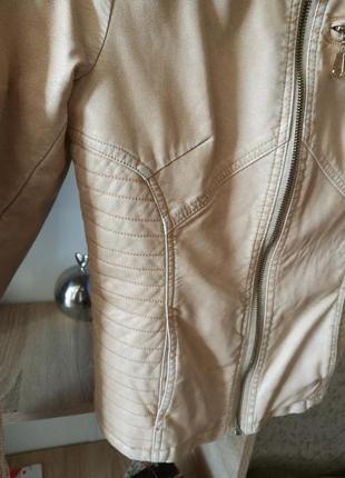 Куртка из экокожи2