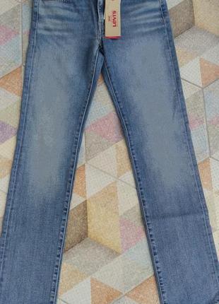 Оригинал! джинсы levis 714 straight / 28*323