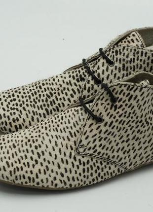 Женские ботинки (стриженый мех пони) марути италия3