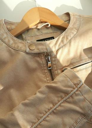 Куртка из экокожи5