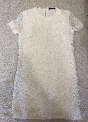 Платье на новый год zara1