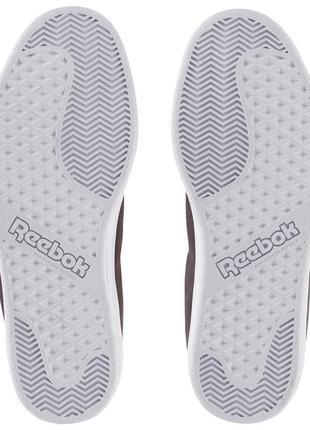 Кроссовки из натуральной замши от reebok2
