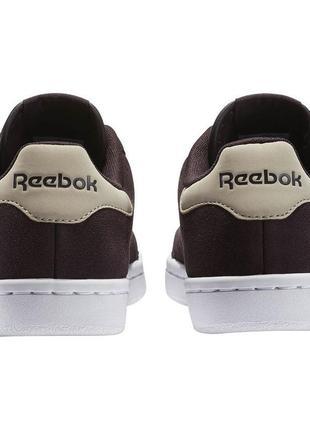 Кроссовки из натуральной замши от reebok4