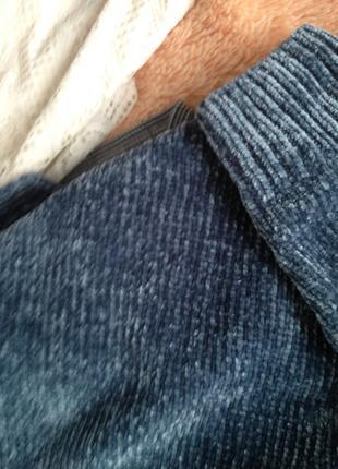 Трендовий бархатний светр2