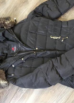 Женская куртка( пуховик)3