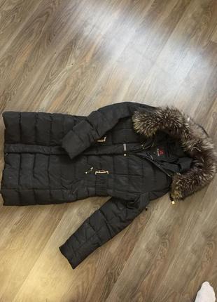 Женская куртка( пуховик)4