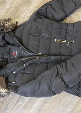 Женская куртка( пуховик)5