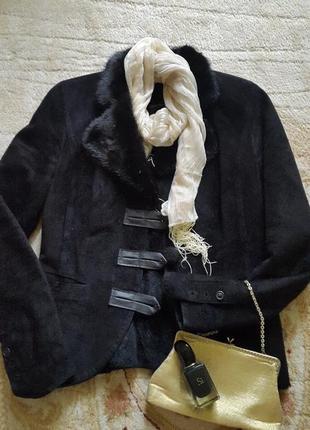 Дубленка куртка пиждак норка1