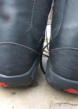 Ботинки для сноуборда2 фото