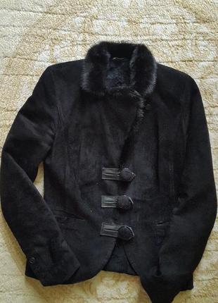 Дубленка куртка пиждак норка4