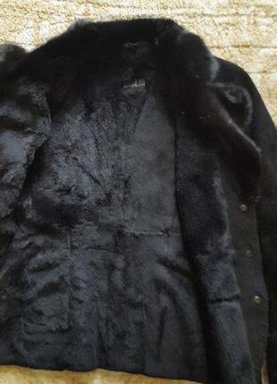 Дубленка куртка пиждак норка5