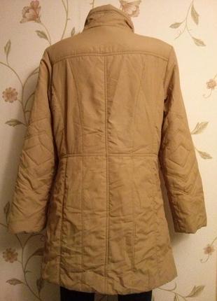 Курточка теплая на молнии и кнопках2