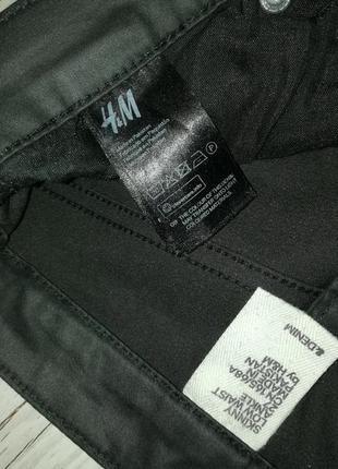 Штаны скини h&m, размер s3 фото