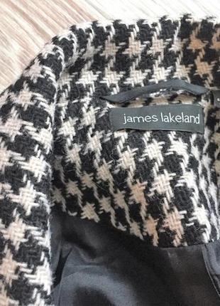 Шерстяной  пиджак  james lakeland4