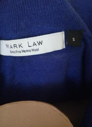 Mark law гольф 100% шерсть4