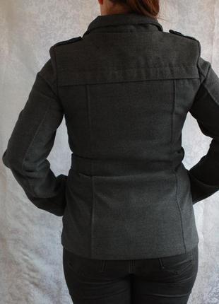 Бесплатная доставка! крутое базовое стильное пальто куртка италия4