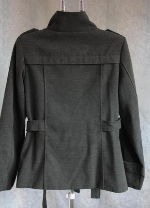 Бесплатная доставка! крутое базовое стильное пальто куртка италия2