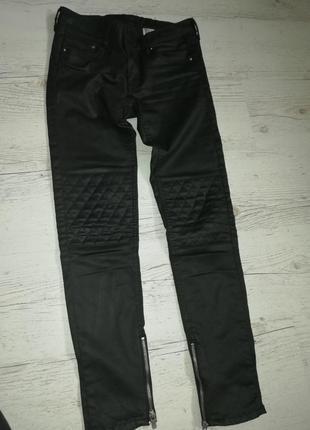 Штаны скини h&m, размер s1 фото