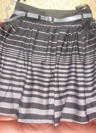 Пышная стильная юбка glow
