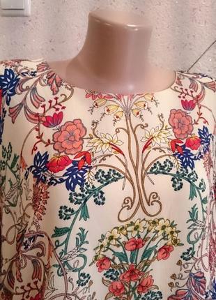 Шикарное нарядное платья большой размер3