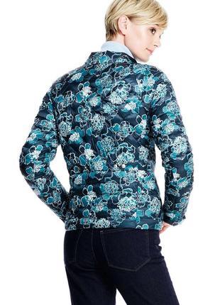 Облегченный пуховик landsend xs-s демисезонная куртка2