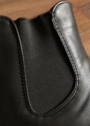 Ботинки, челси утеплённые3 фото