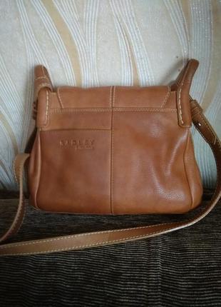 Кожаная сумка2 фото