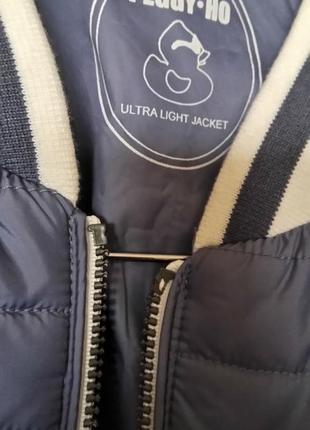 Курточка итальянского бренда peggy-ho3