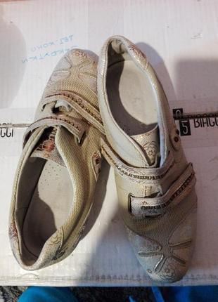Туфли — кроссовки кожаные4