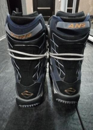 Сноубордические ботинки vans performance, ботинки для сноуборда3