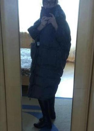 Срочно ог количество пуховик куртка объемная оверсайз3