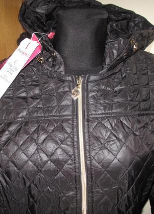 Чорна курточка black&red розміри м/l/xхl нова бірки3