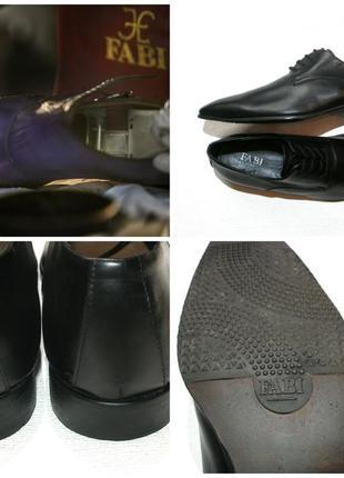 Fabi  мужские туфли