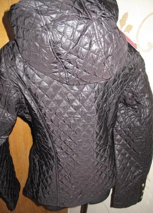 Чорна курточка black&red розміри м/l/xхl нова бірки5