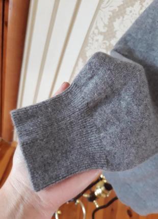 Кашемировый фирменный мягусенький свитер джемпер 100%pure cashemir3