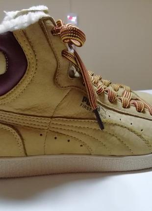 Ботинки женские зима puma first  350880-011