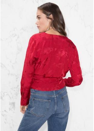 Блуза на запах & other stories2