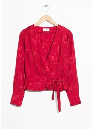 Блуза на запах & other stories3
