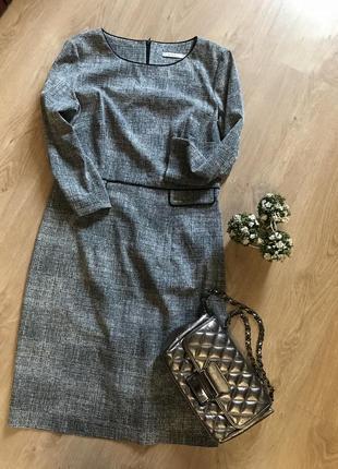 Офисное ,строгое платье польского бренда m1
